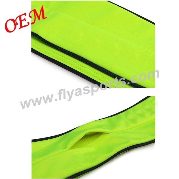 2016 Fashion sports spandex flip fitness belt for