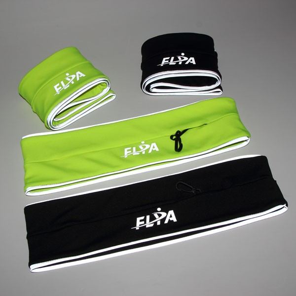 Lastest design customized reflective fitness belt